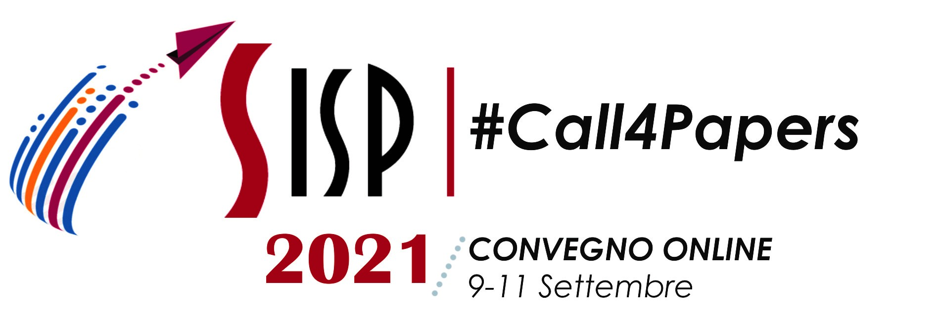 Convegno SISP 2021: CALL FOR PAPERS NOW OPEN!
